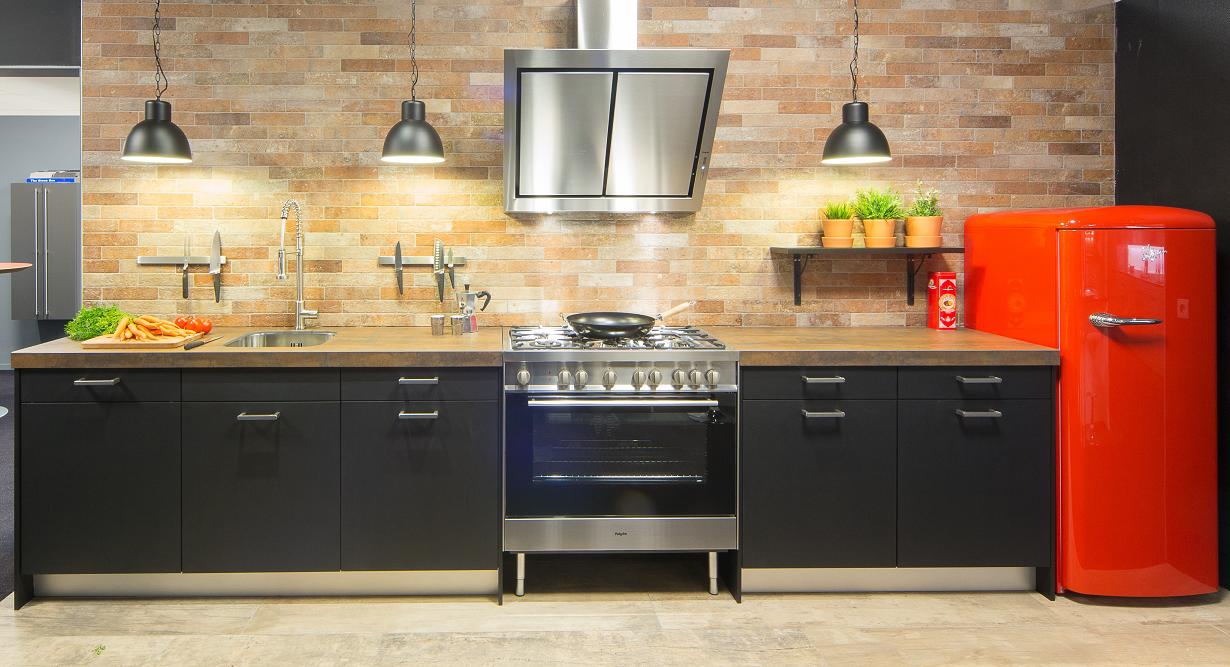 Voortman Keukens Inspiratie : Keukens voortman pesse showroom