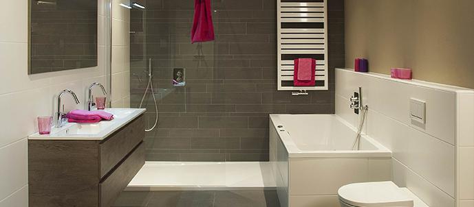 Bij Voortman Pesse hebben we een grote diversiteit aan badkamers.