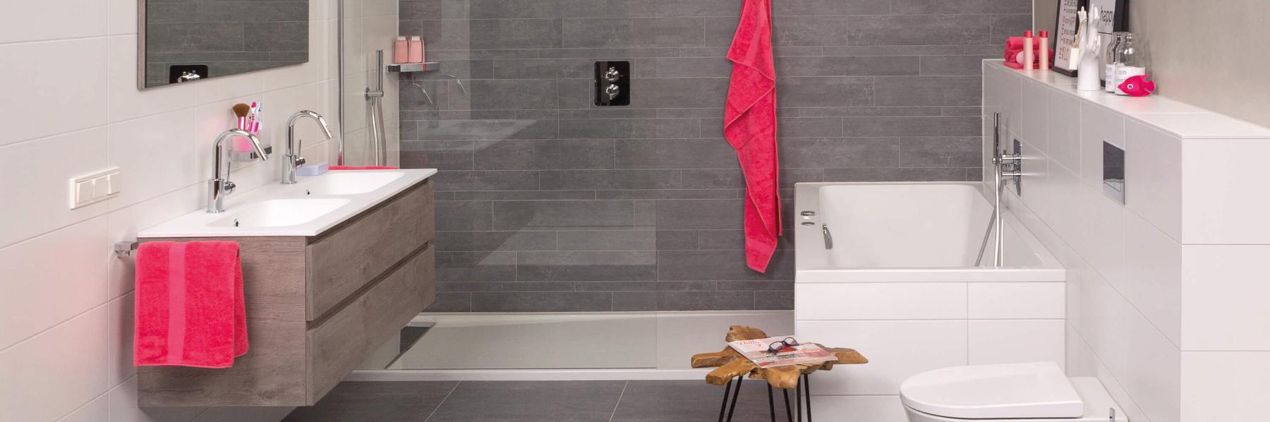Badkamer Heerlijk - Voortman Badkamers, Keukens & Tegels in Pesse