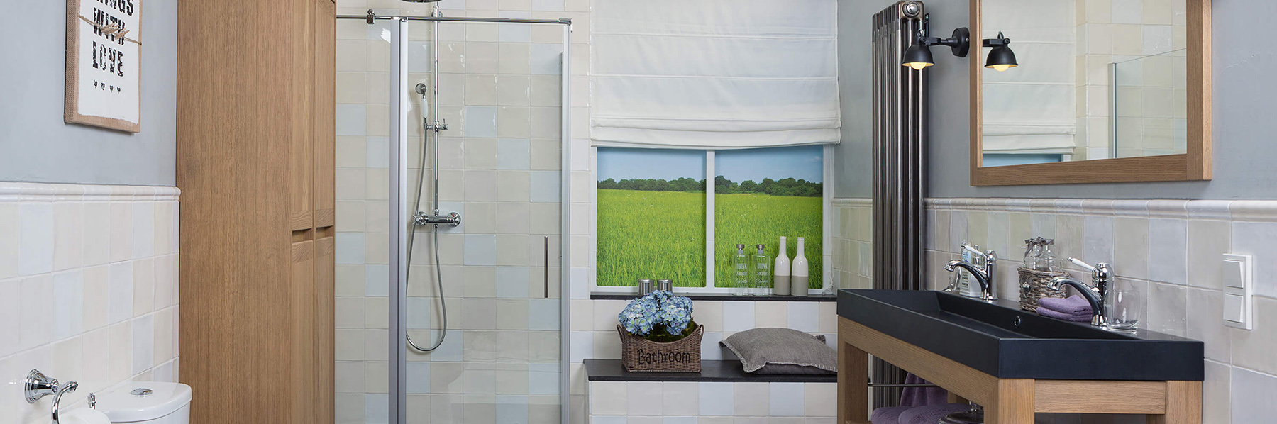 badkamer puur