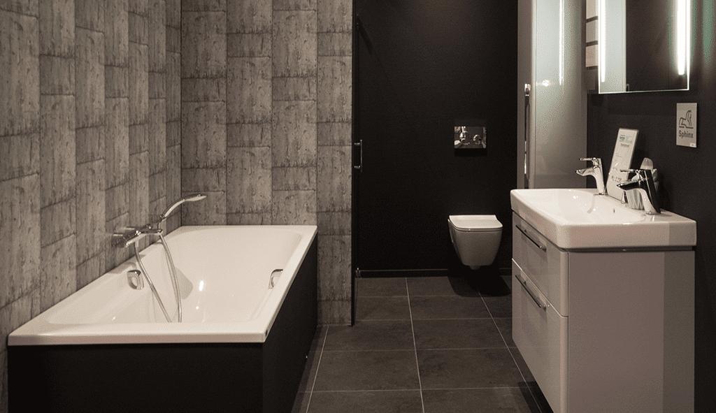 Badkamer Showroom Drenthe : Showroom badkamers voortman badkamers keukens tegels in pesse